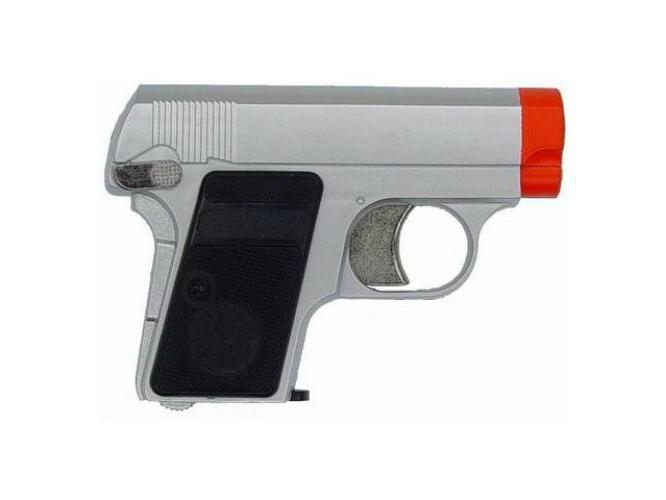 HFC HG107 Colt .25 Replica Airsoft Plastic Gas Pistol Non Bl