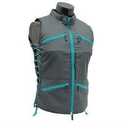Leapers Inc. True Huntress Female Vest, Gray/Blue SKU: PVC-V