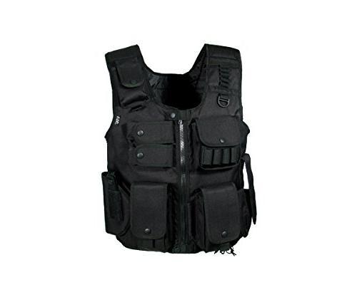 law enforcement swat vest
