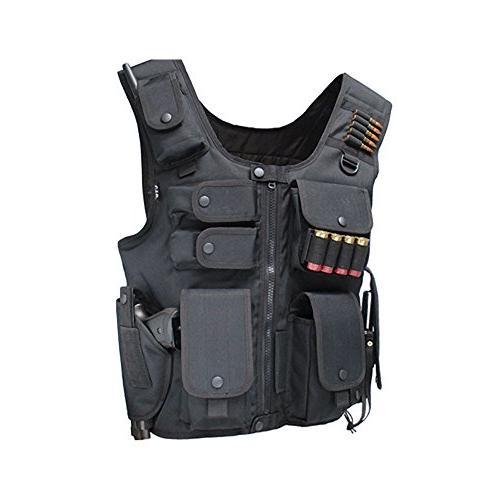 UTG Law Enforcement SWAT Vest, Black