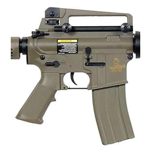 Lancer Tactical M4A1 Airsoft Metal Gear Earth