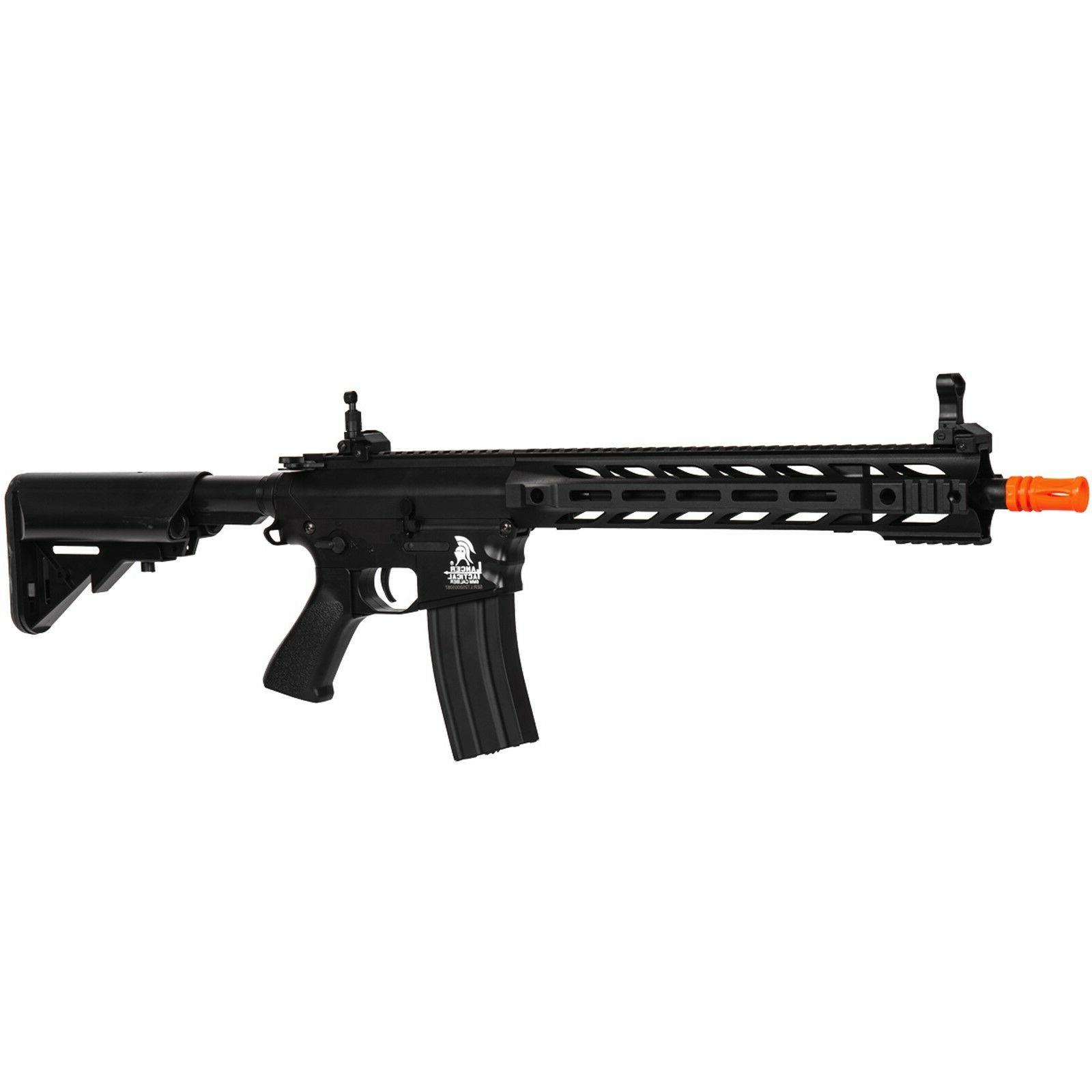 Lancer Tactical LT-25 SPR Automatic M4 Electric Airsoft