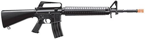 m16a1 spring rifle gun