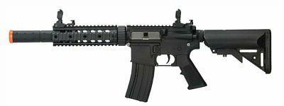 Lancer Tactical 2 SD Airsoft Gun Rifle AEG Raider
