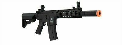 2 Gun Rifle AEG Raider Black