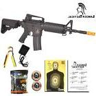 Lancer Tactical M4A1 Carbine Automatic Electric Metal Gear A