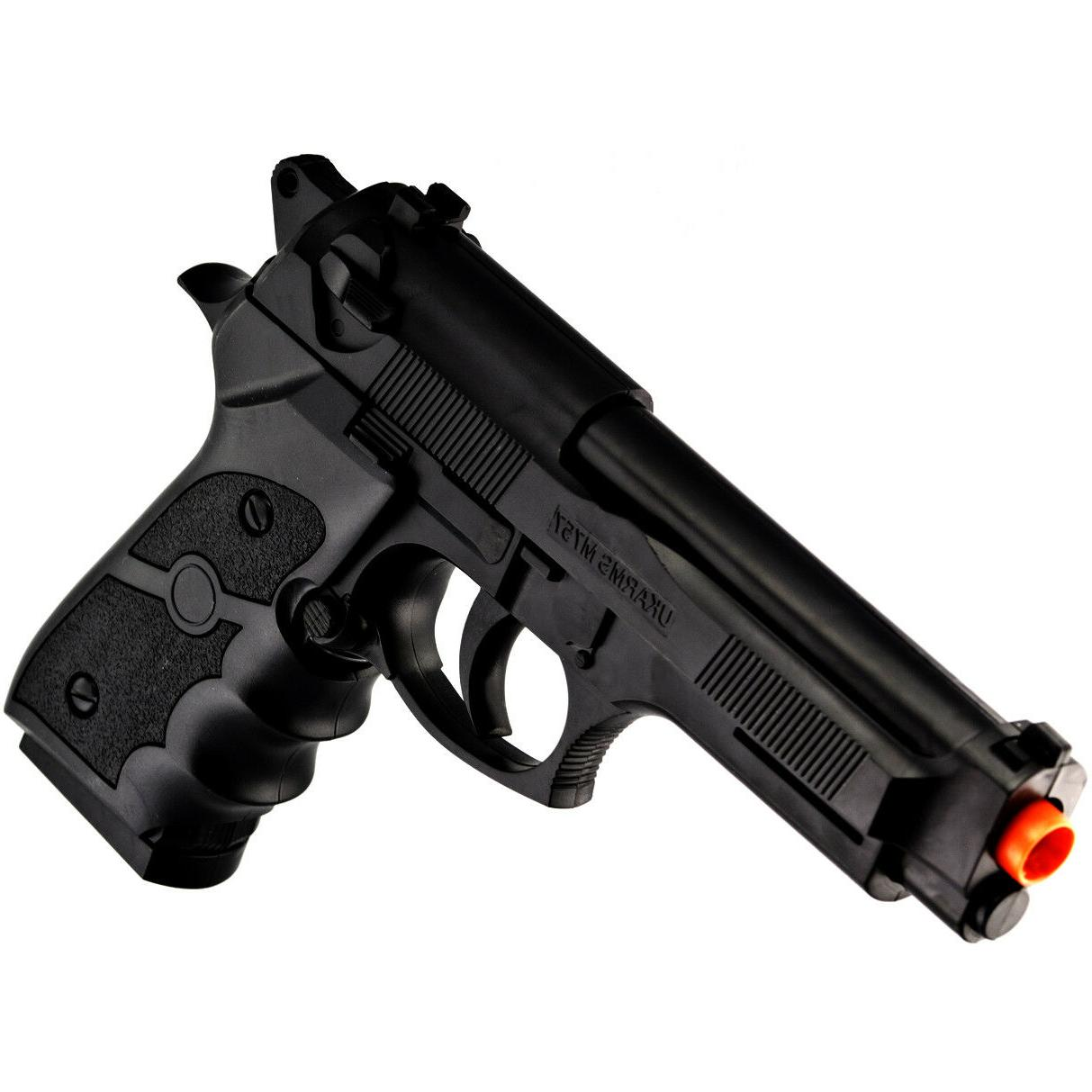 UKARMS M9 BERETTA AIRSOFT PISTOL HAND GUN