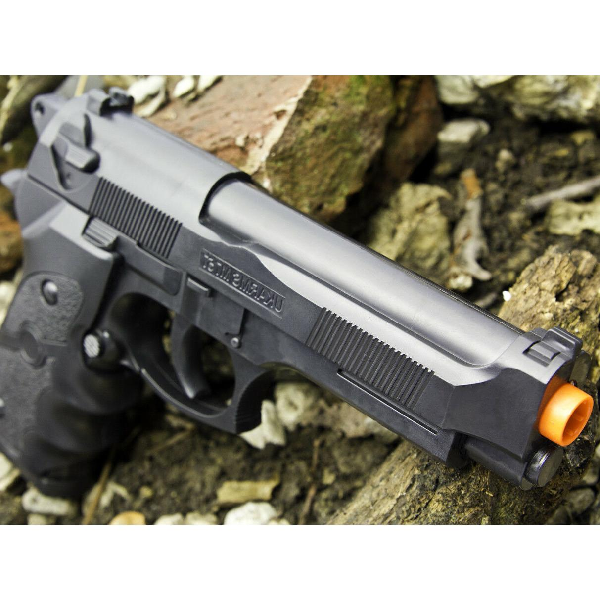 UKARMS M9 BERETTA SIZE SPRING AIRSOFT HAND w/ BBs