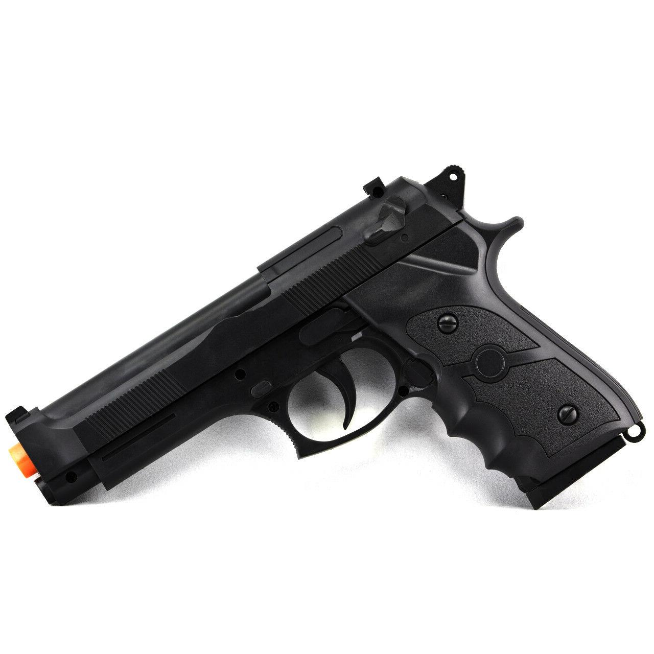 UKARMS BERETTA SIZE AIRSOFT w/ 6mm BBs