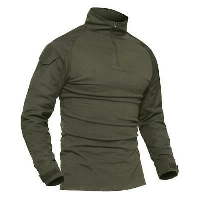 MAGCOMSEN Long Sleeve Military Style Tactical