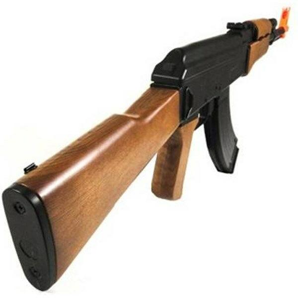 NEW CYMA AK 47 AIRSOFT w/ 6mm