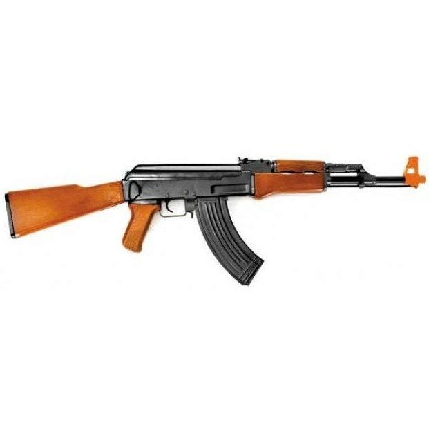 NEW CYMA AK 47 FULL AIRSOFT AEG GUN Rifle w/