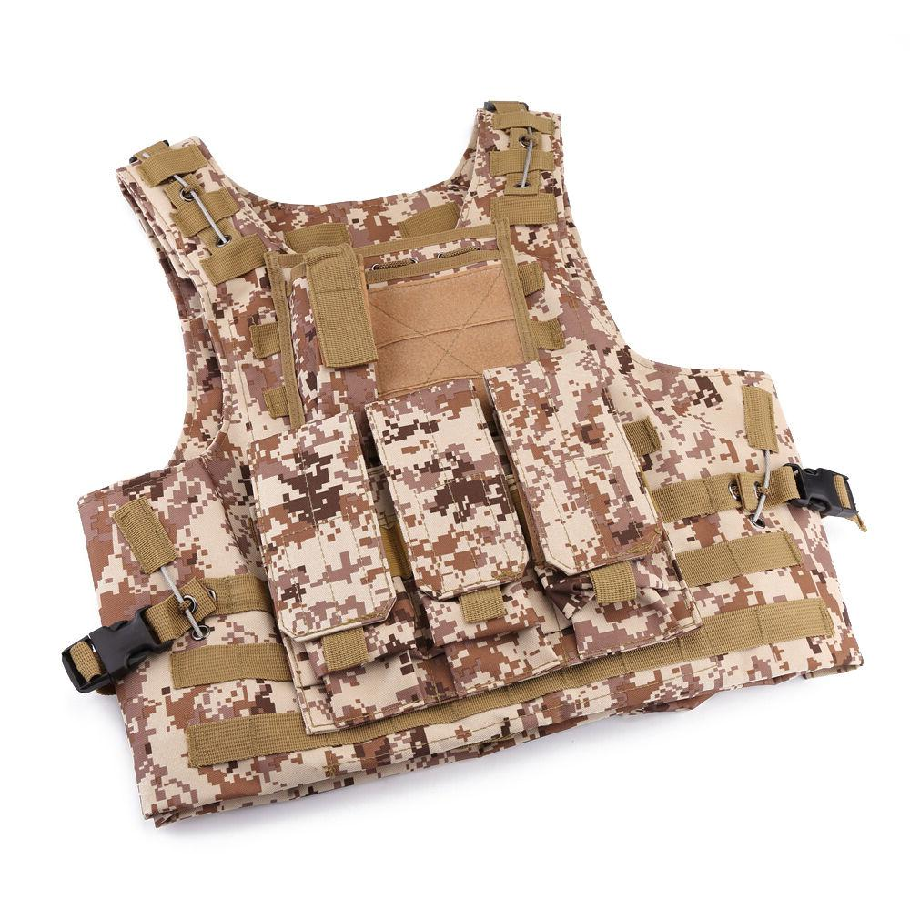 NEW Vests Airsoft Molle Assault Carrier