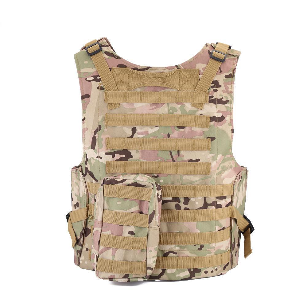 NEW Tactical Vests Airsoft Assault Plate Vest