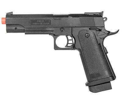 P2001A Airsoft Pistol BBs Detachable