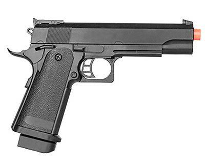 P2001A Tactical Airsoft Pistol w/