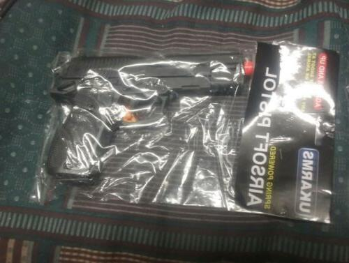 UK Spring Pistol Poly Bag 30877