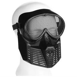 Tactical Airsoft Mask Paintball Game Toxic Gas Style Full Fa