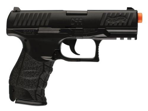 Walther PPQ Spring Pistol, Black