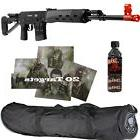 *SCOUT CLASS* ALL METAL SVDS Airsoft Sniper Rifle 6mm & BAG