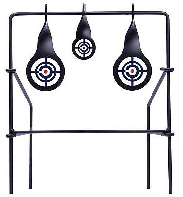 Shooting Targets Spinning Airgun BB Paintball Airsoft Pellet