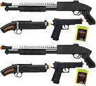 Shop-4-Airsoft *6 Pistol Guns* Tactical Dueling Setup with 2