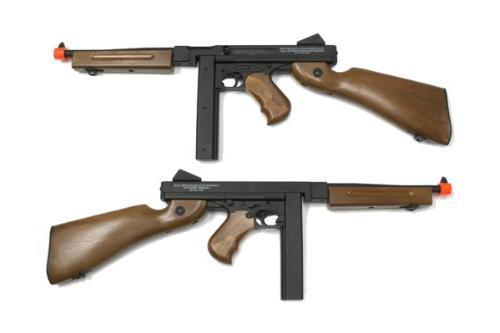 Soft Thompson AEG Gun Magazine
