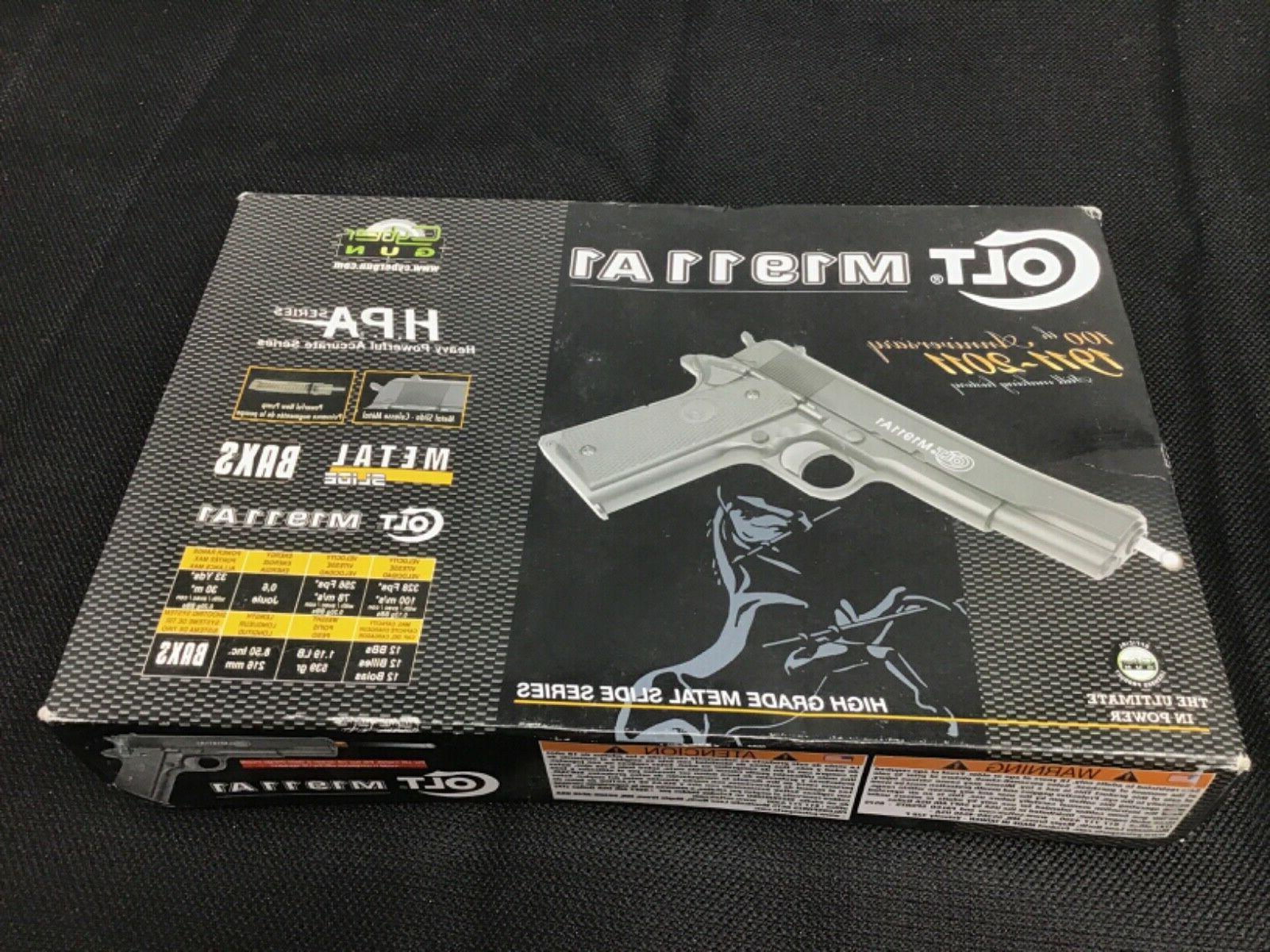 soft air spring pistol