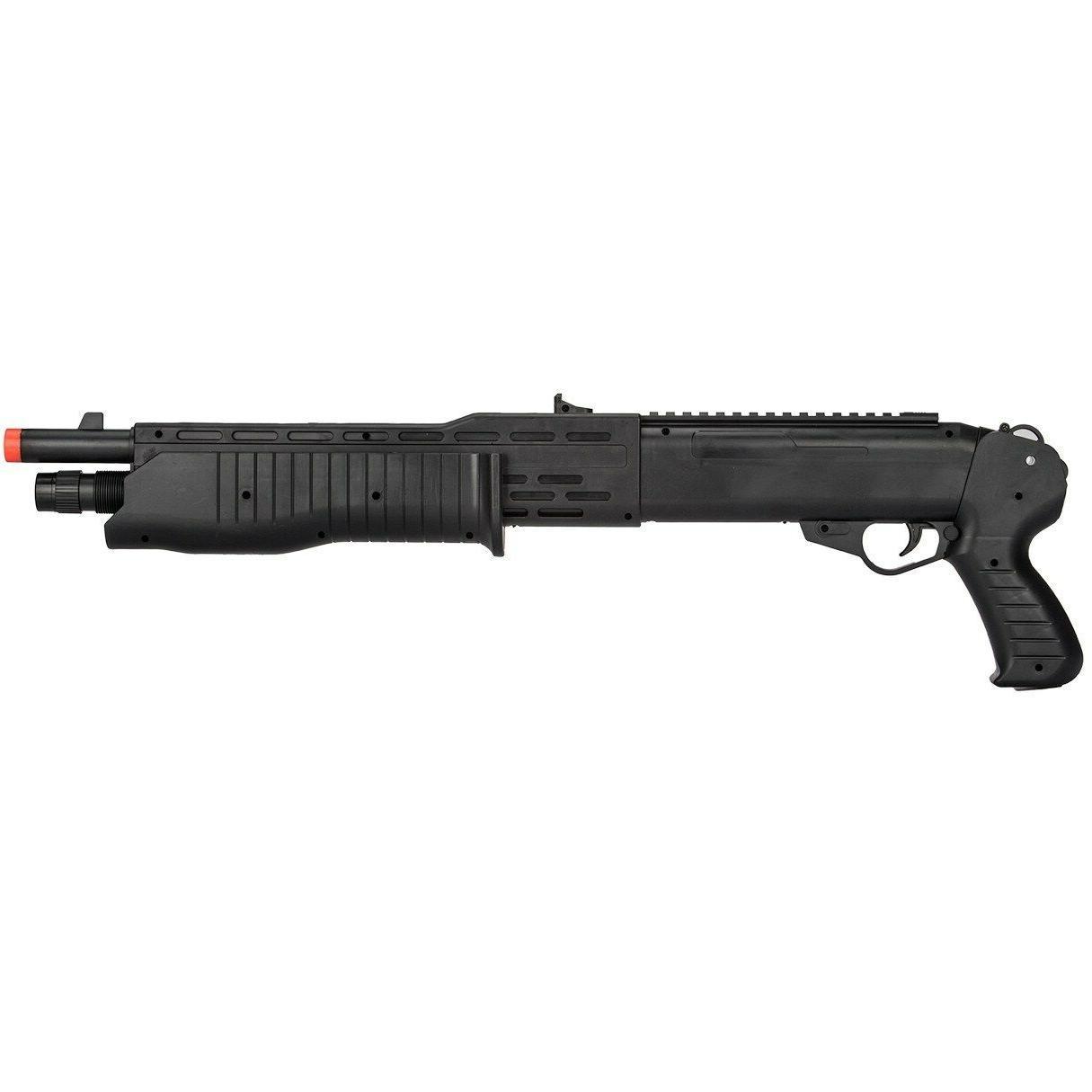 UKARMS SPAS ACTION SPRING RIFLE GUN w/ 6mm BB BBs