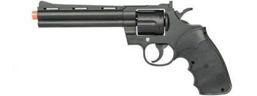 Uk Arms Spring Airsoft Revolver New