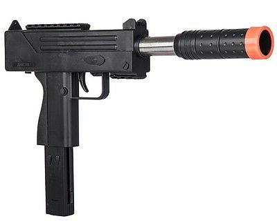 UKARMS Airsoft SMG w/ + Detachable