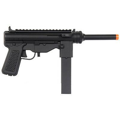 DOUBLE EAGLE SPRING FULL SIZE SMG WW2 AIRSOFT GREASE GUN RIF