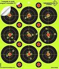 "Stick & Splatter 3"" Adhesive Shooting Targets for Indoor Out"