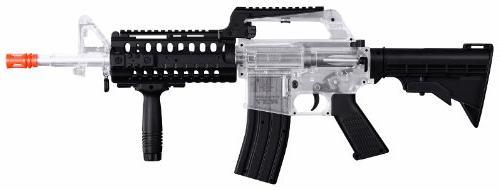 Crosman Stinger Powered Tactical Clear/Black