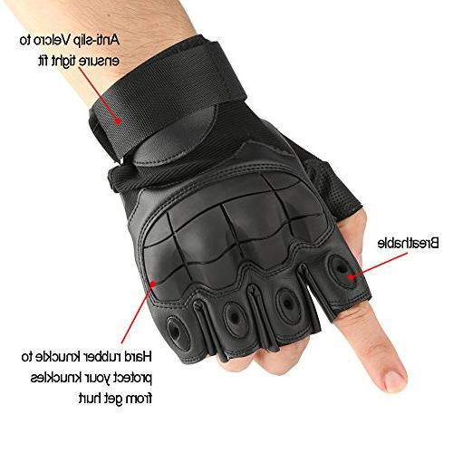 accmor Tactical Gloves Military Combat Paintball Motorcycle