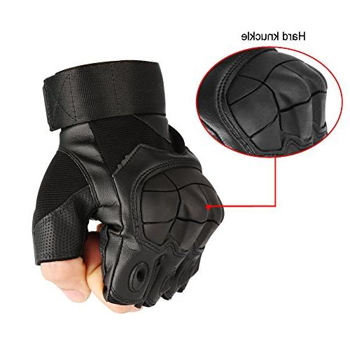 accmor Tactical Gloves Combat Gloves with Fit for Paintball
