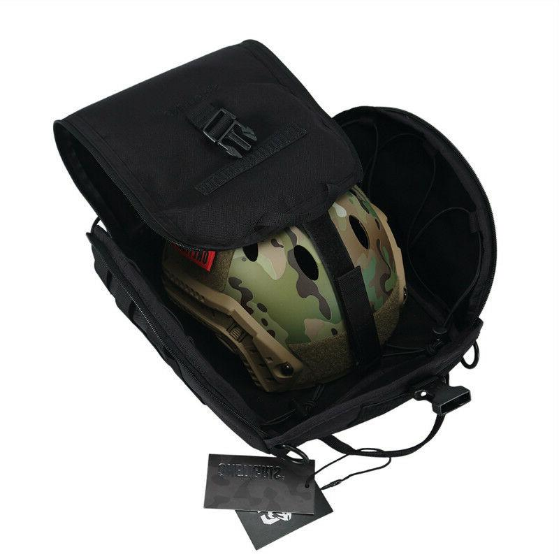 OneTigris Tactical Helmet Bag for Carrying Airsoft Fast Helm