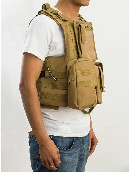 NEW Tactical Military Vests Molle Assault