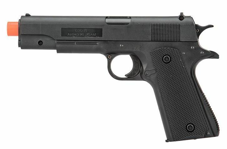 UK ARMS Airsoft Pistol Compact Toy BBs