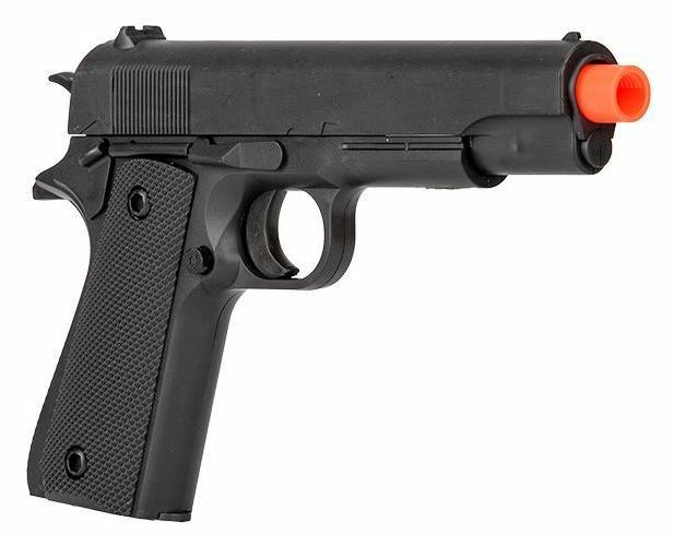 UK P2003 Airsoft Gun Compact BBs