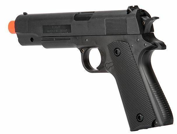 UK Tactical Airsoft Spring Gun Compact Toy BBs