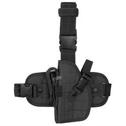 Condor Tactical Universal Leg Holster Pistol Black NEW ULH-0