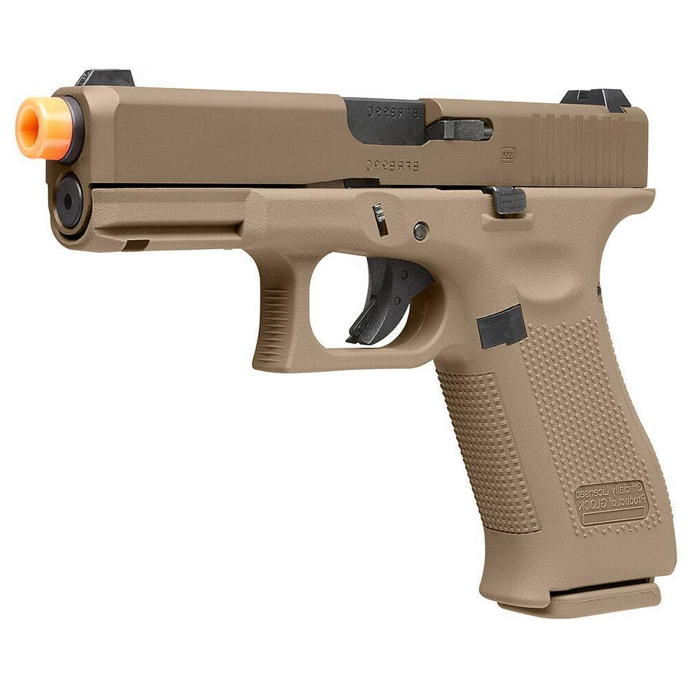 UMAREX Licensed 19X Gas Airsoft Pistol by