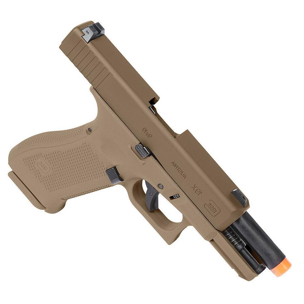 UMAREX Gas Blowback Airsoft Pistol