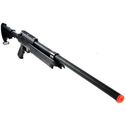 WELL METAL SPRING SNIPER RIFLE w/ Scope