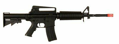 Well D94S M4 M16 RIS AEG Electric Airsoft Rifle Gun w/ TACTI