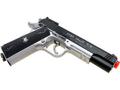 WG Airsoft 1911 Pistol Gun Full Size High Power Heavy Weight
