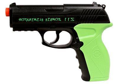 Crosman Z11 Zombie Eliminator Airsoft Pistol New in Box