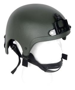 Lancer Tactical CA-331 IBH NVG Safety Airsoft Helmet