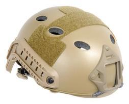 Lancer Tactical CA-738 FAST PJ Type Basic Airsoft Helmet w/